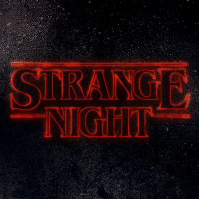 Strange Night Halloween Party